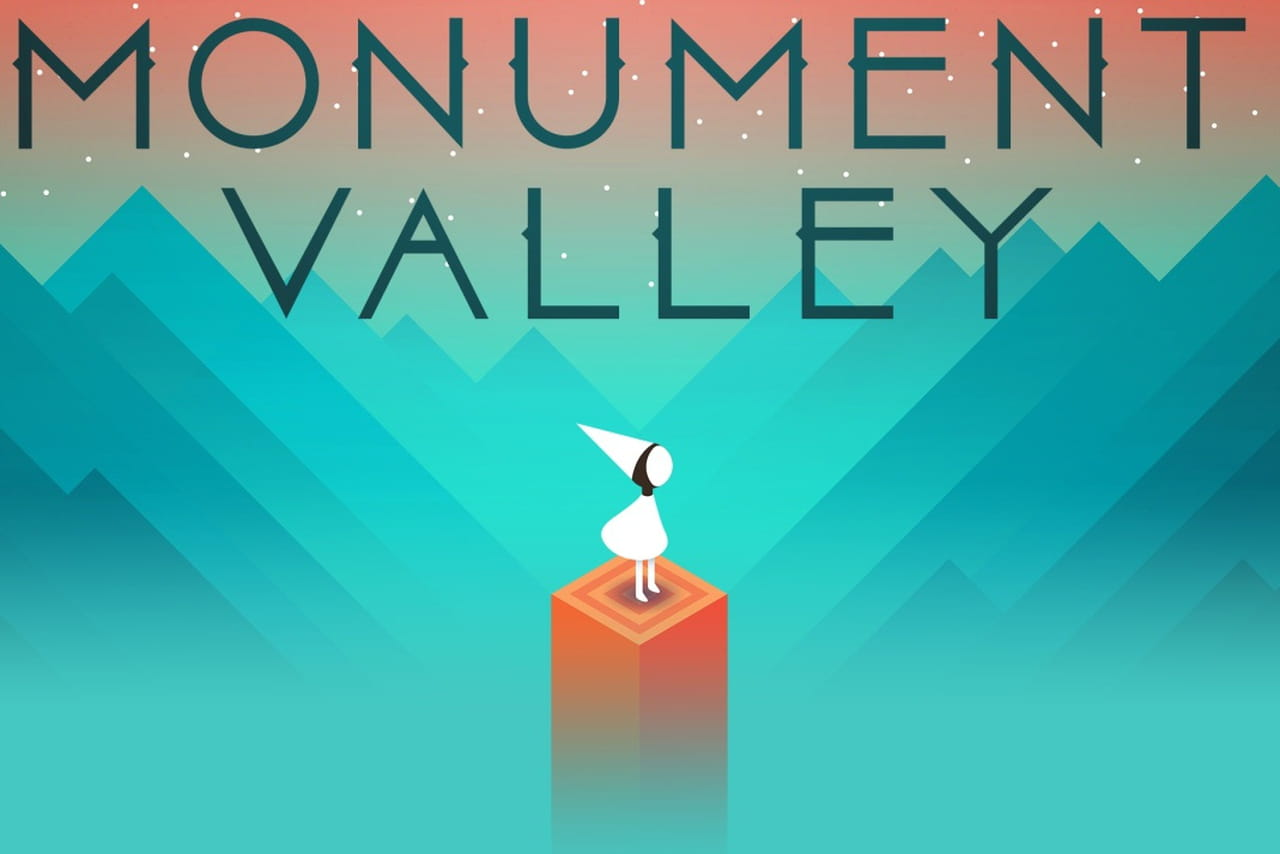 Vignette du document Monument Valley : application numérique