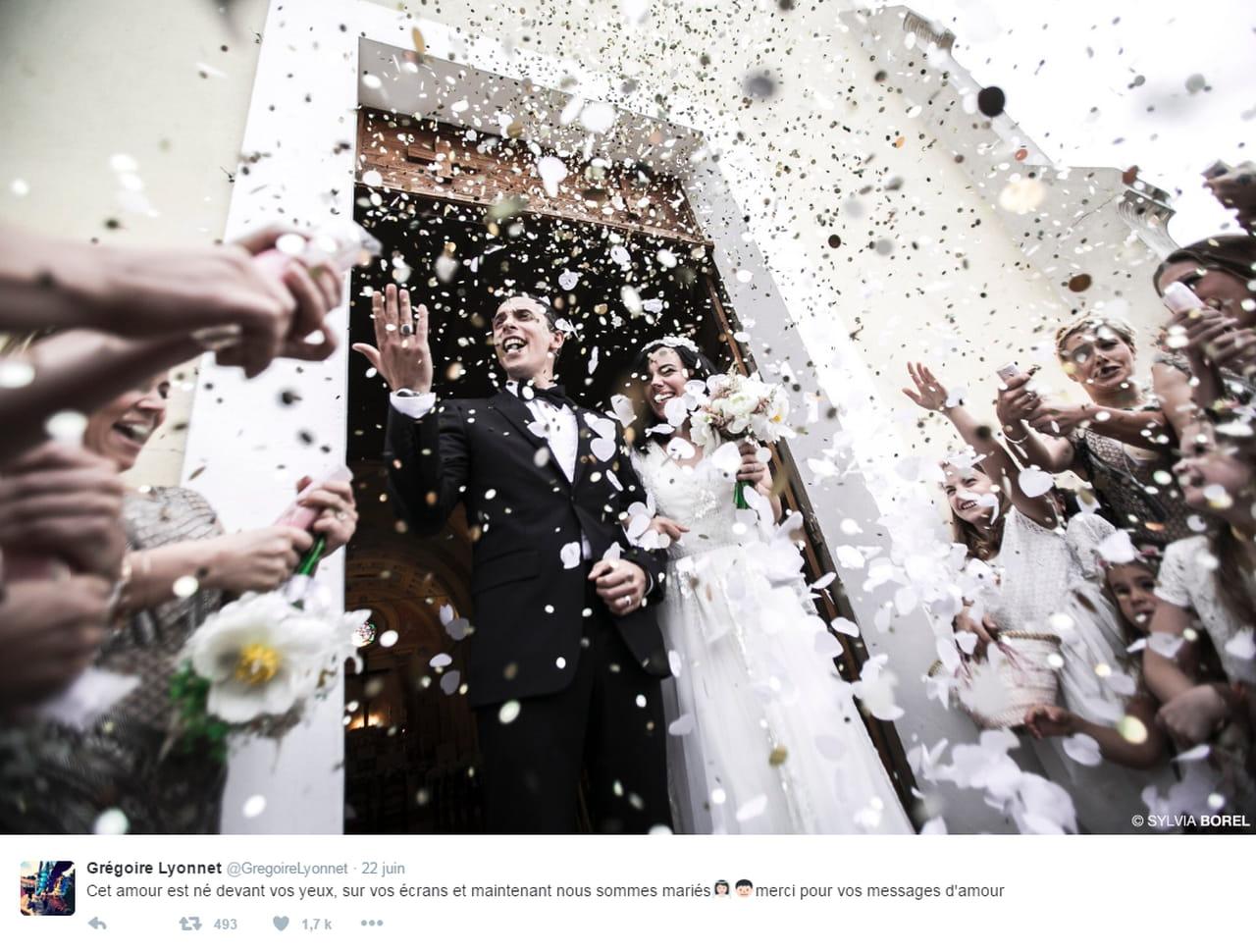de ce fameux mariage un heureux vnement qui prouve une chose la famille de danse avec les stars existe bel et bien en dehors des camras de tf1 - Mariage Alizee