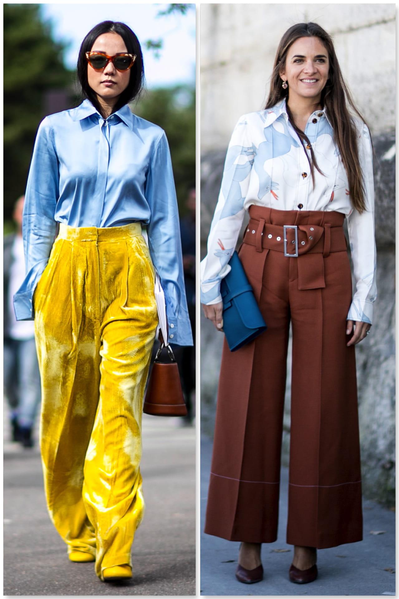 0a12bbbe7d7ecb Calça de cintura alta: dicas de como usar e fotos para se inspirar