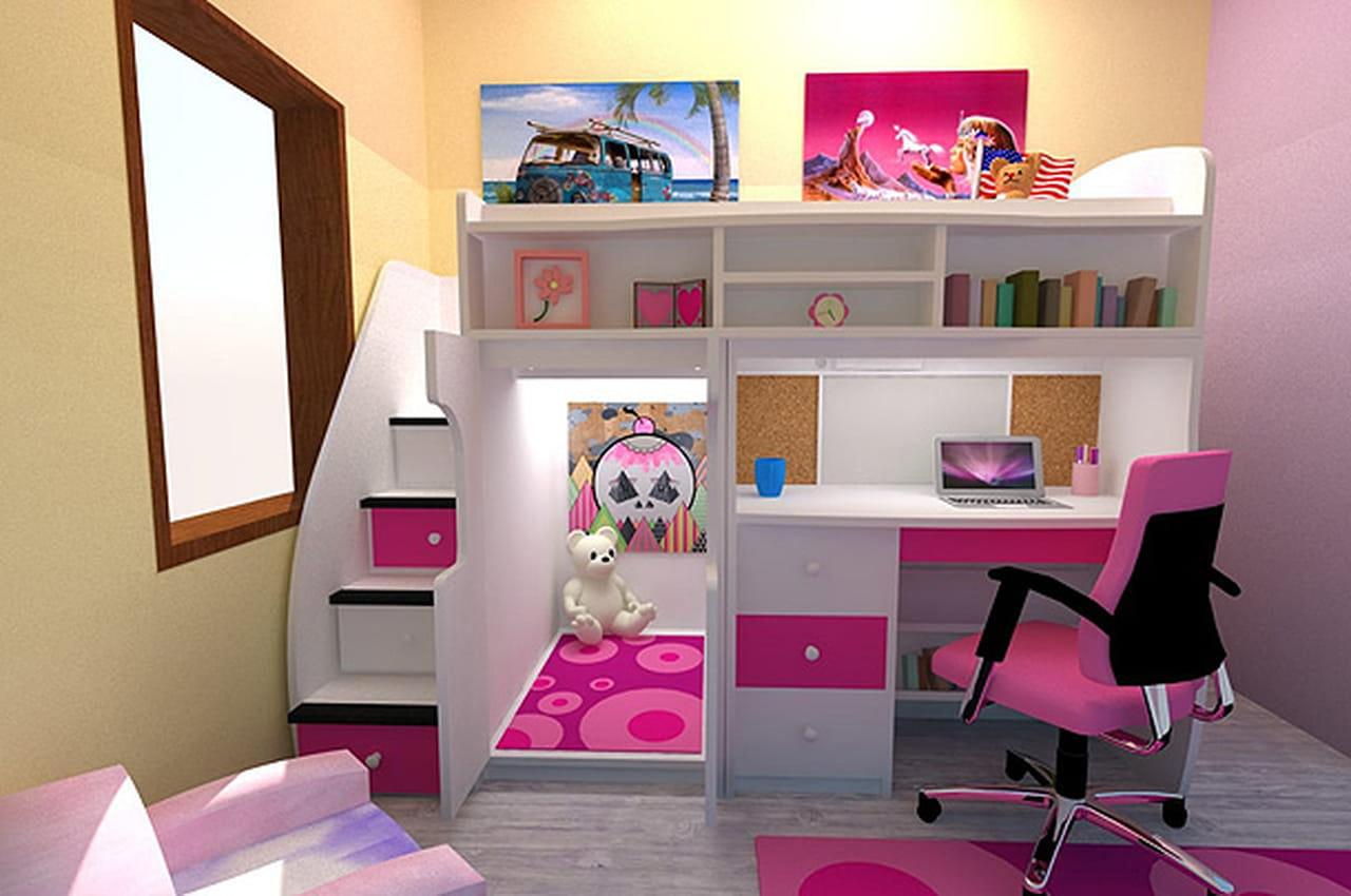 أفكار لتجديد غرفة الطفل استعداداً للموسم الدراسي