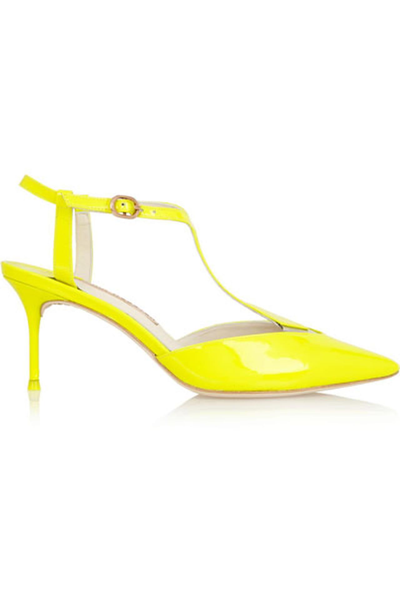 اللون الأصفر لطلة تعكس إشراقتك في النهار  832715