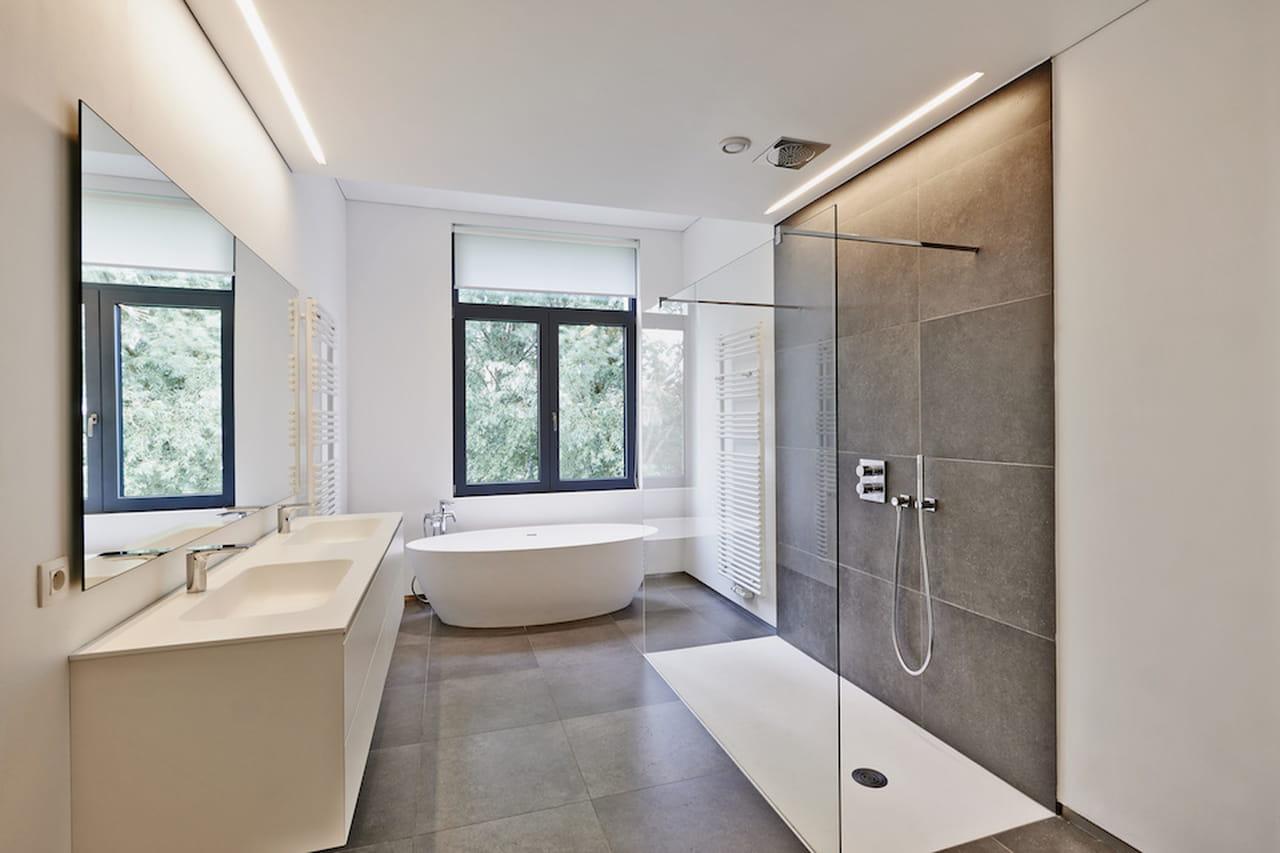 bagno moderno: estetico e funzionale - Bagni Doccia Moderni