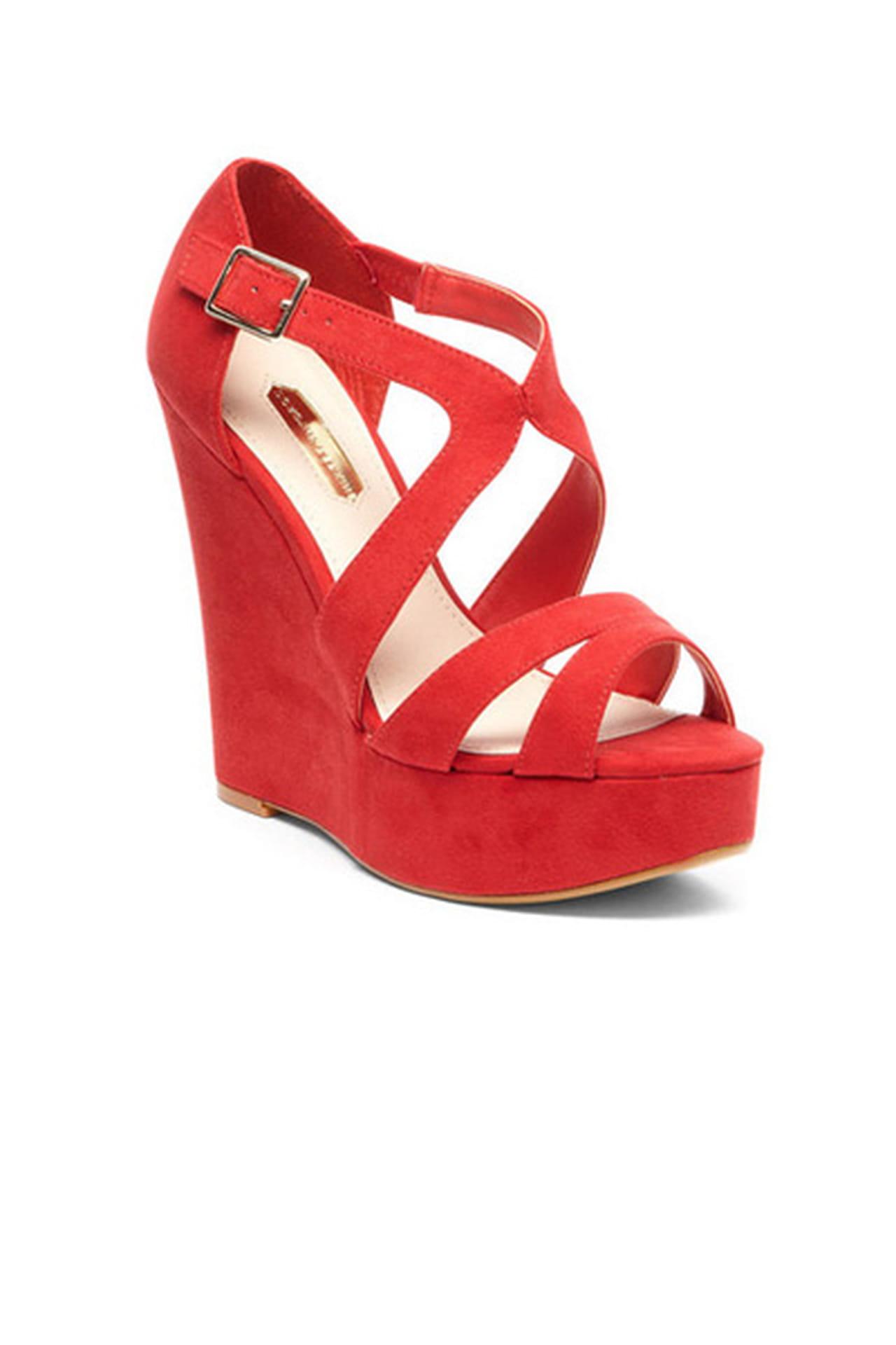 fdf4b2d22 حذاء صيفي بكعب عالي من Dorothy Perkins
