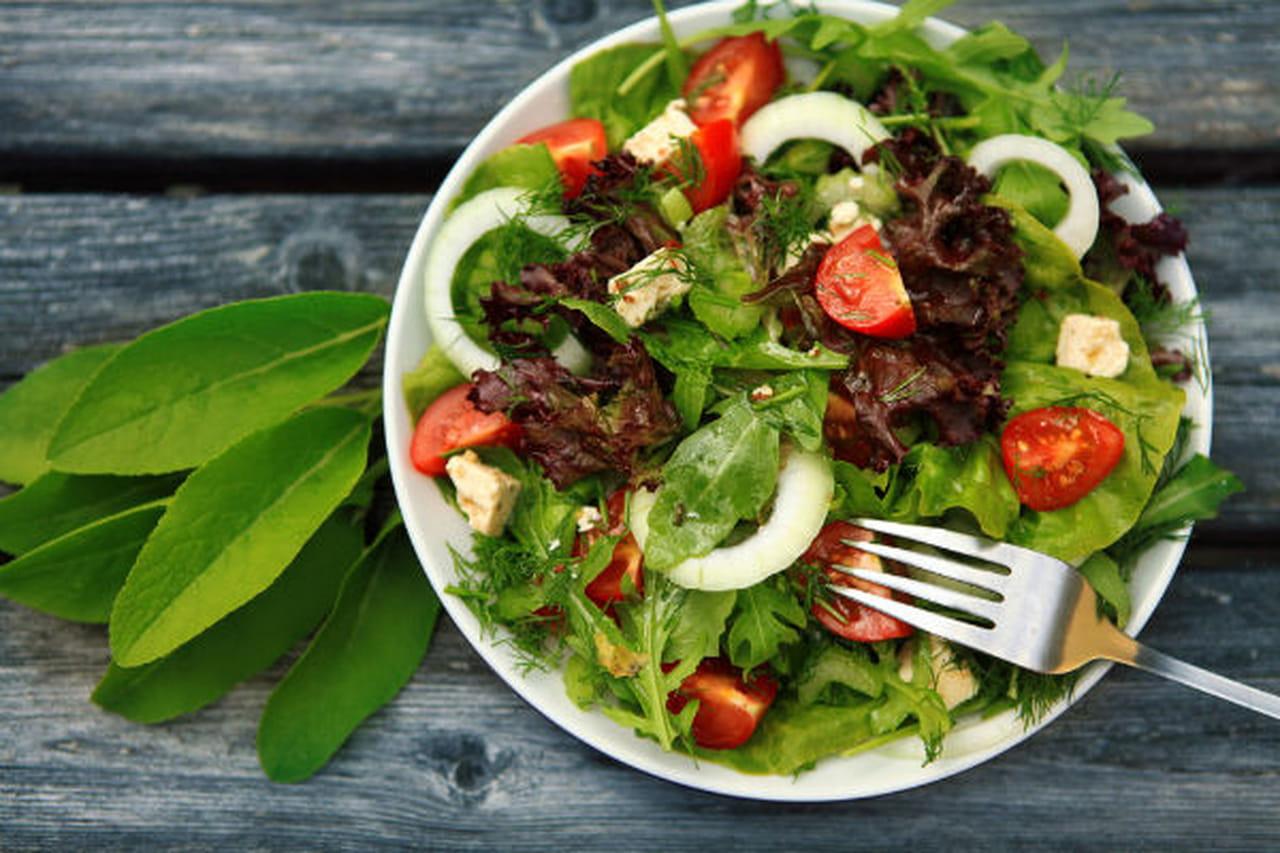 Салаты летние рецепты простые и вкусные диетические