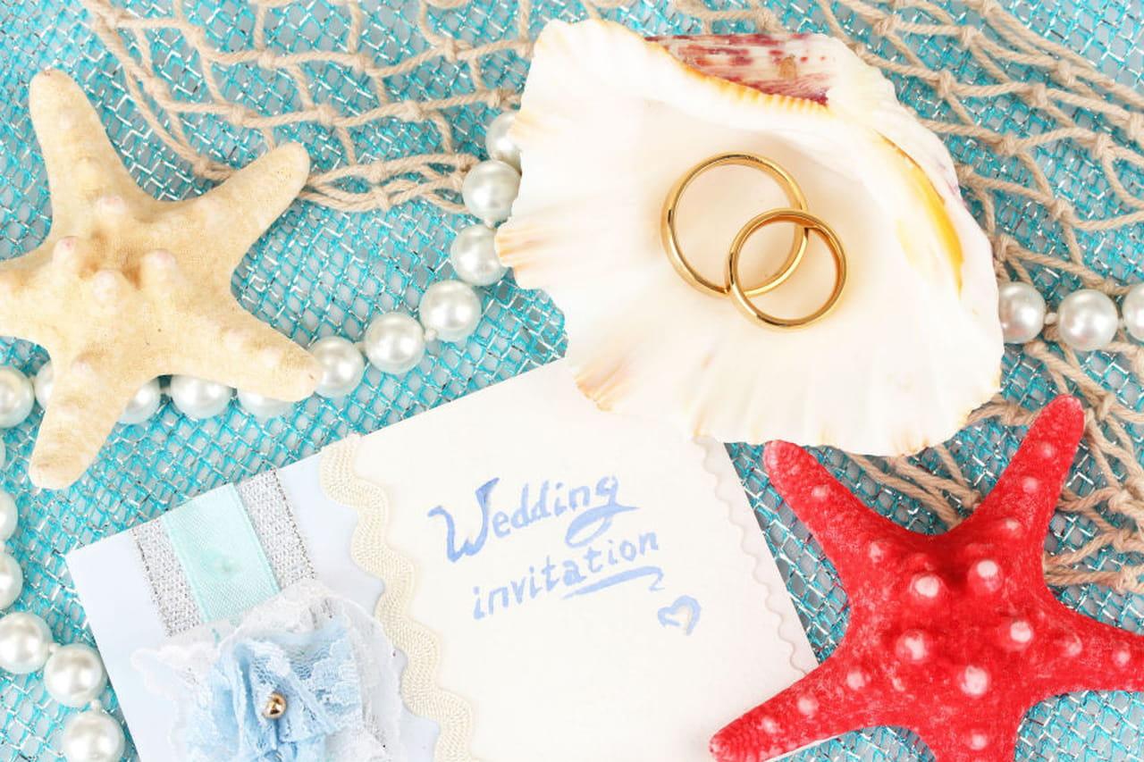 Famoso Matrimonio tema mare: idee per segnaposto, bomboniere e confettata JC74