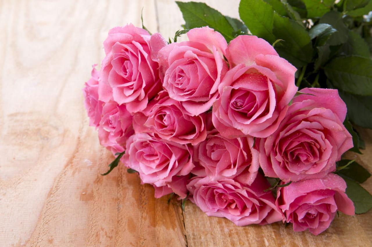Matrimonio Bed Of Rose : Fiori matrimonio il bouquet per ogni mese