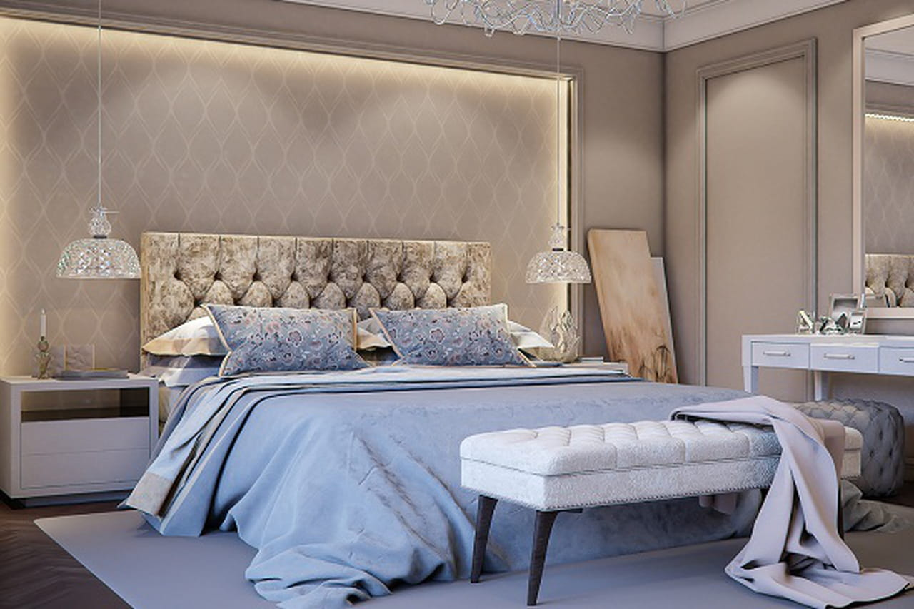 بالصور: نصائح لاختيار الوان غرف نوم عصرية