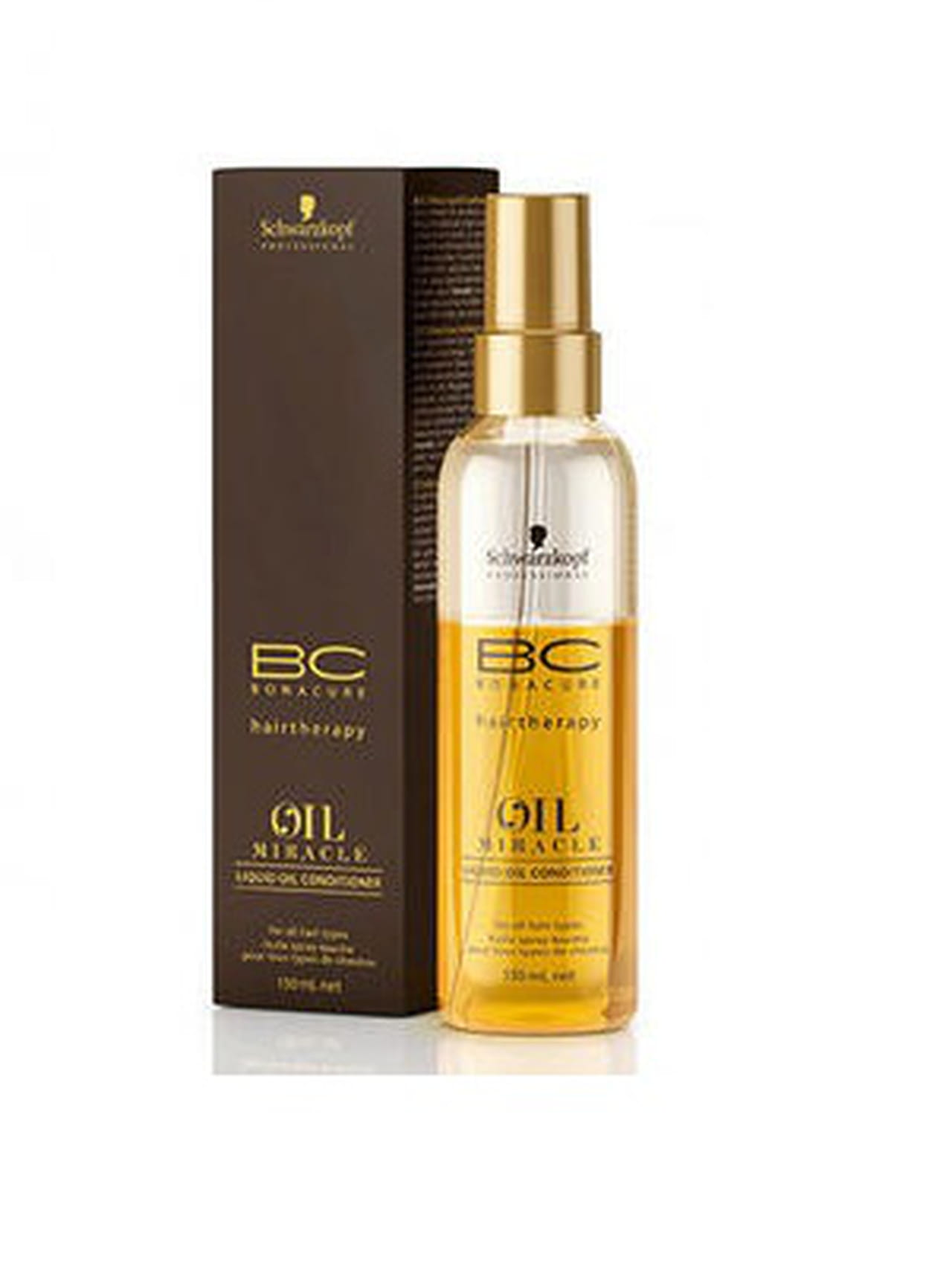 4fec7eb8b Schwarzkopf BC Bonacure Oil Miracle Liquid Oil Conditioner
