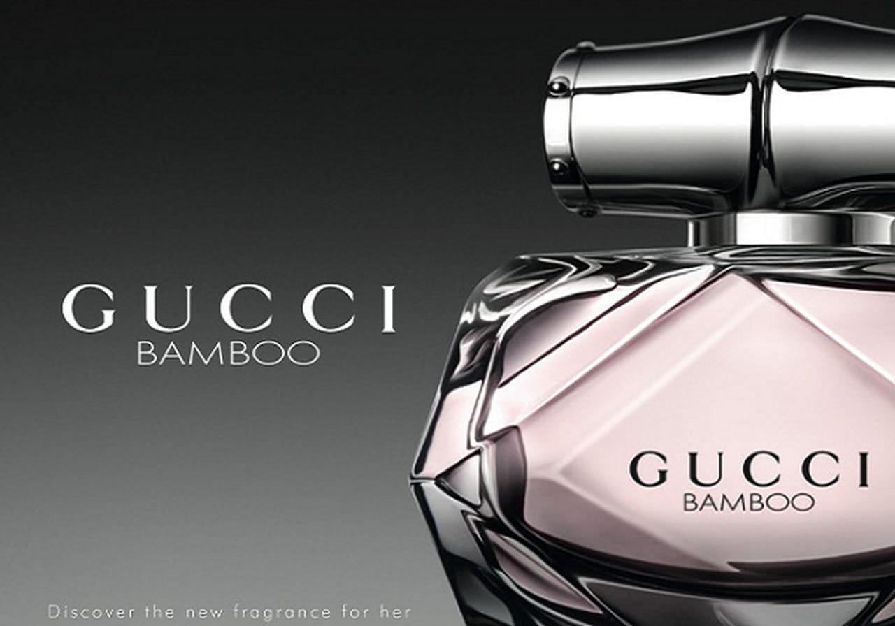 cd1460c23 عطر Gucci Bamboo الجديد لربيع 2015