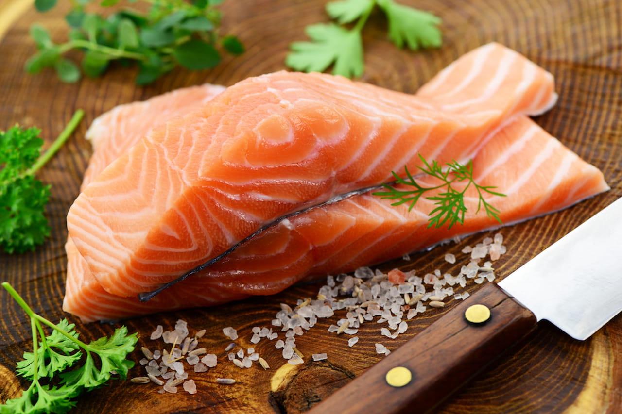 Come Cucinare Il Salmone Affumicato Trancio O Con La Pasta
