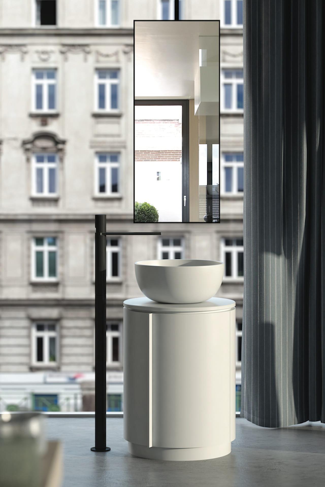 Bagni piccoli soluzioni compatte per arredarli - Ardeco specchi bagno ...
