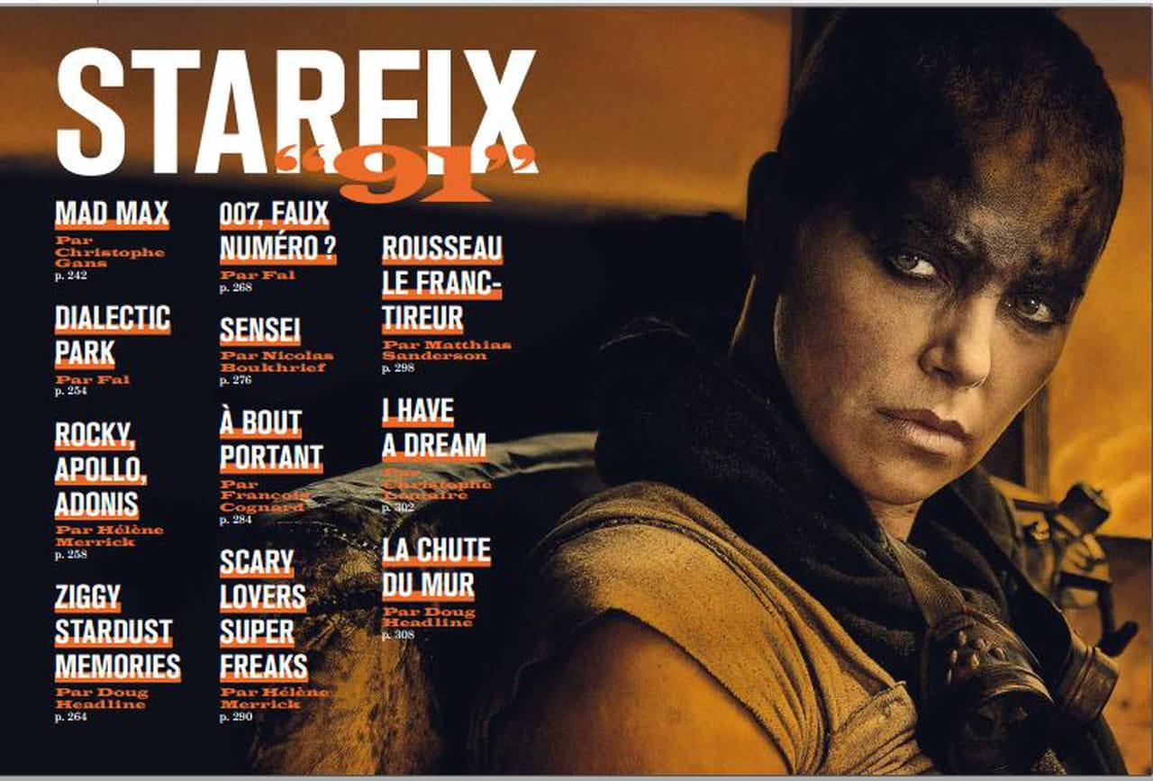 Irreversible Filme Cheap le cinéma de la revue starfix (1983-1990)