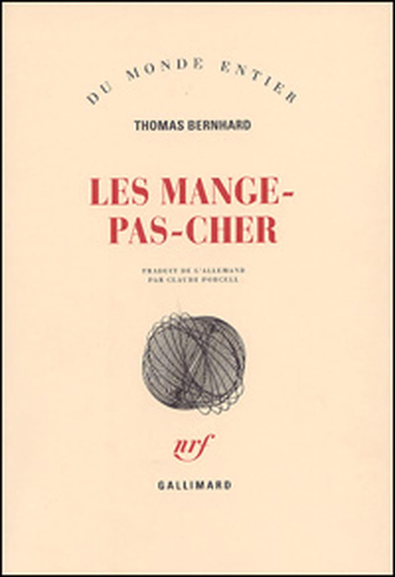 Salon Mage Pas Cher   Les Mange Pas Cher Thomas Bernhard Prefere Manger A La Cantine