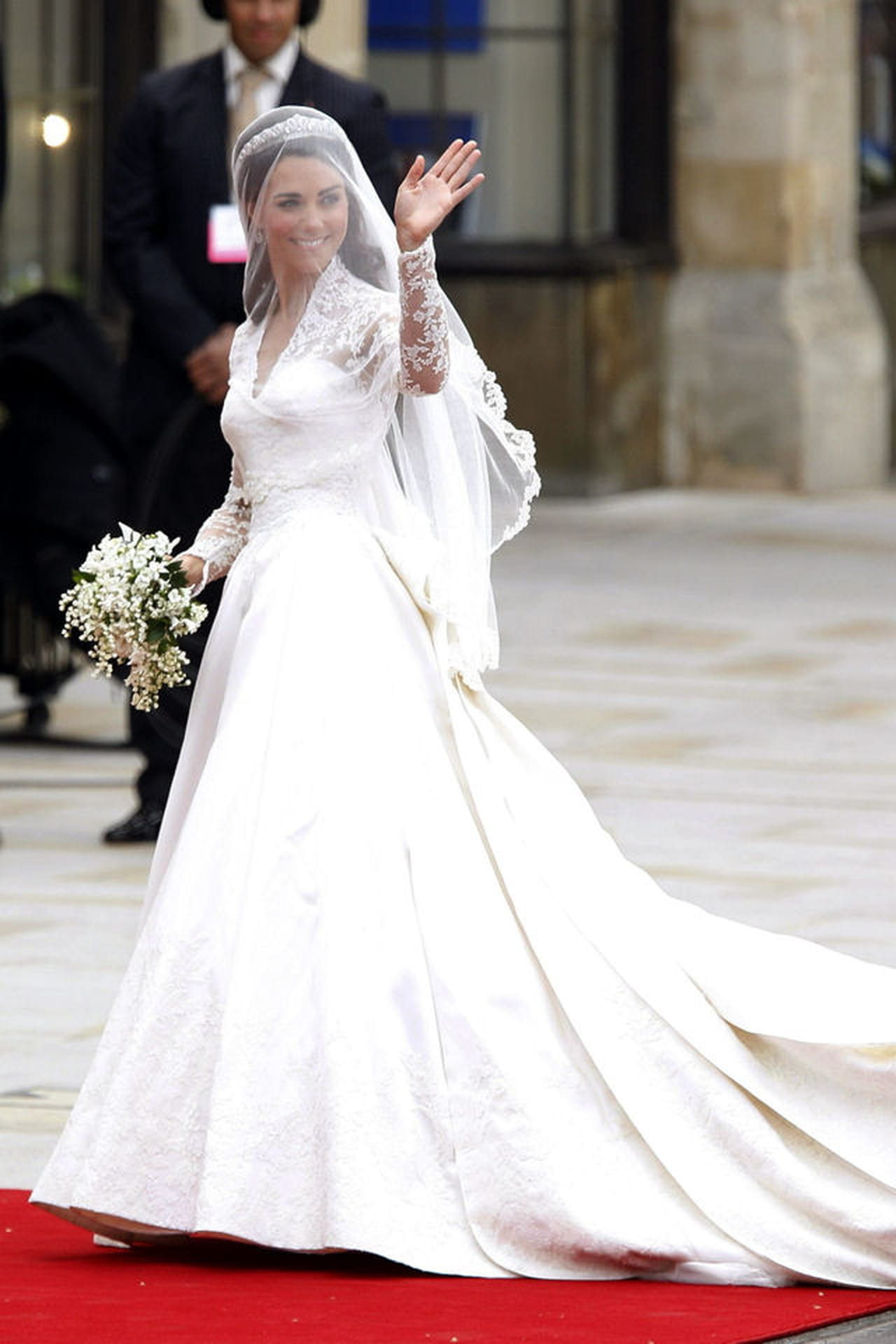 Super Sposa: pizzo come Kate Middleton RC76