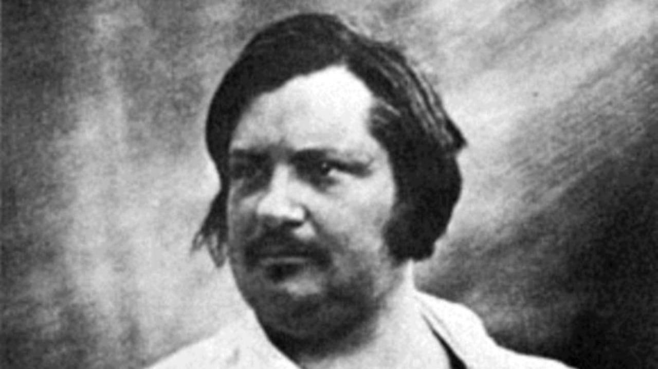 Honoré de balzac biographie