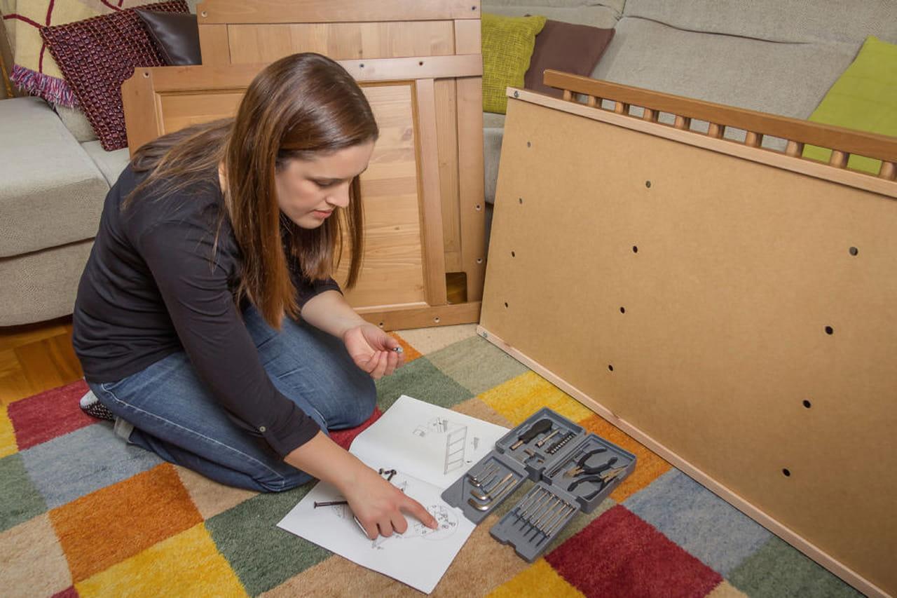 Come rinnovare dei vecchi mobili