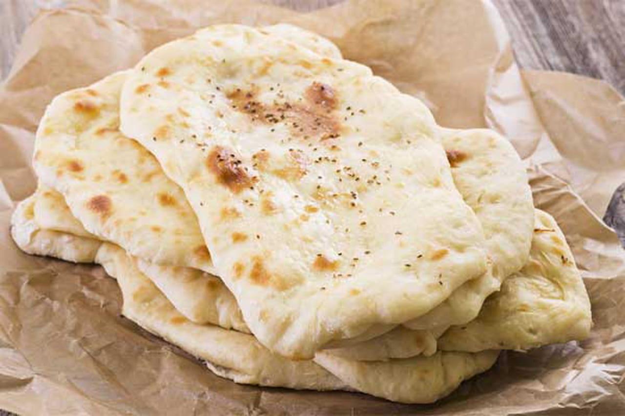 طريقة عمل خبز التميس الهش