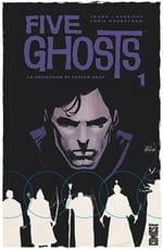 Five Ghosts, tome 1 – La possession de Fabian Gray