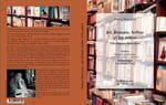 Jef, Romain, Arthur et les autres, Chroniques littéraires