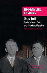 """Emmanuel Lévinas, """"Etre juif"""""""
