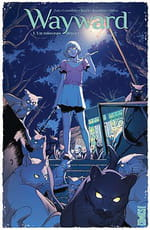 Wayward, tome 1 - couverture