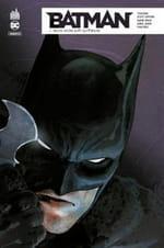 Batman Rebirth tome 1 couverture