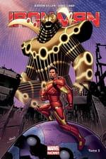 Marvel Now! Iron Man, Tome 3 – Les nouvelles origines de Tony Stark