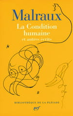 André Malraux : l'art, la Pléiade & autres aventures