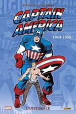 Captain America - l'intégrale 1964-1966