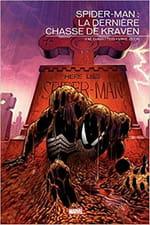 Spider-Man La dernière chasse de Kraven couverture