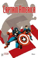 Captain America – Blanc