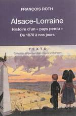 Alsace-Lorraine, hommage à François Roth