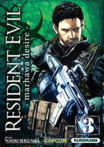 Resident Evil - marhawa desire - tome 3