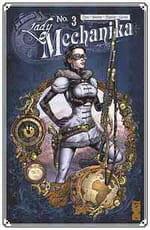 Lady Mechanika, tome 3 – La tablette des destinées