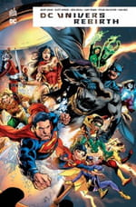 DC Univers Rebirth couverture
