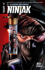 Ninjak, tome 2 – La Guerre des Ombres