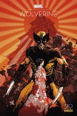 Wolverine – Édition 20 ans couverture