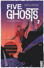 Five Ghosts tome 2 couverture Fabian Gray