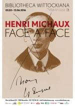 Henri Michaux, s'effacer pour rayonner