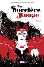 La Sorcière Rouge, tome 1 – La Route des sorcières