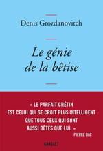 La prétention philosophique: Denis Grozdanovitch