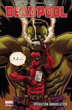 Deadpool – Opération annihilation
