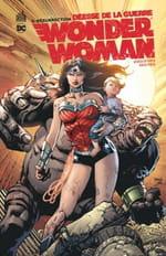 Wonder Woman, déesse de la guerre, tome 3 – Résurrection