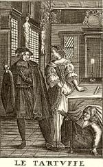 Tartuffe de Molière. Résumé