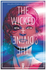 The Wicked + The Divine, tome 1 – Faust départ