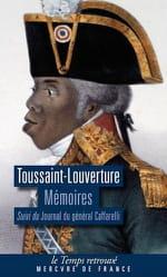 Mémoires du Général Toussaint-Louverture