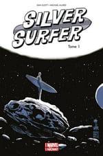 Silver Surfer, tome 1 - la folle histoire de l'espace