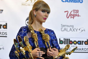   Taylor Swift  8    Billboard Awards