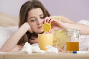 خلطات طبيعية مفيدة لعلاج إلتهاب البلعوم والحنجرة