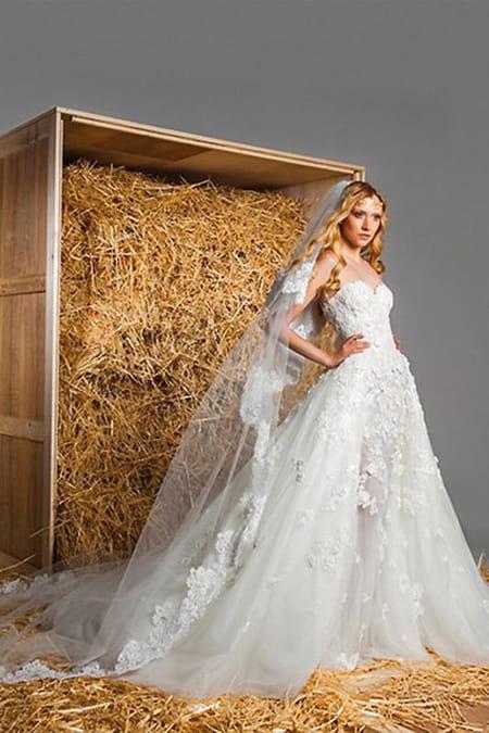 فساتين زفاف زهير مراد 829539